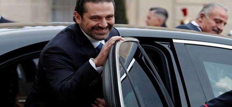 الميادين: الحريري يزور مصر والكويت قبل عودته إلى بيروت