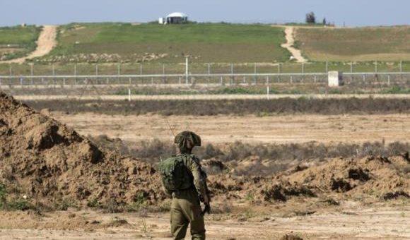 إسرائيل تعلن حدود غزة منطقة عسكرية مغلقة